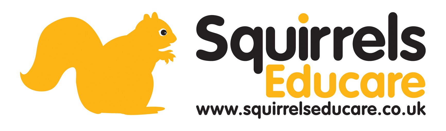 Squirrels Educare Logo